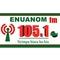 Enuanom 105.1fm Logo