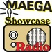 Maega Showcase Radio Logo