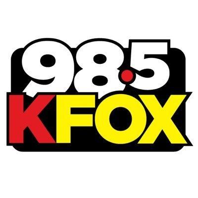 98.5 KFOX - KUFX