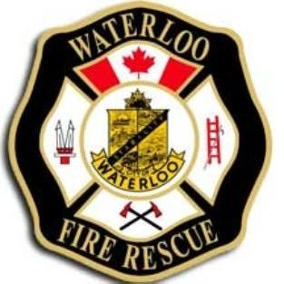 Waterloo County, ON Canada Fire
