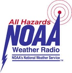 NOAA Weather Radio - WXM20 Logo
