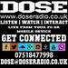 Dose Radio Logo