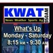 KWAT 950AM - KWAT Logo