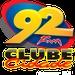 Clube Cidade FM 92,3 Logo