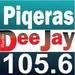 Piqeras Deejay FM 105.6 Logo