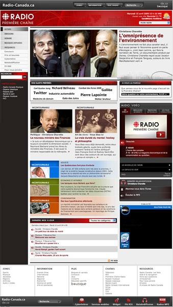 Première Chaîne Toronto - CJBC-1-FM