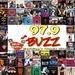 97.9 The Buzz - WKZB Logo