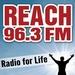 96.3 Reach FM - CJGY-FM Logo