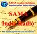 S.A.M.A. Indie Radio Logo