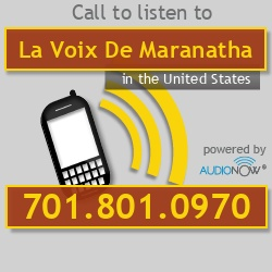 La Voix De Maranatha Radio