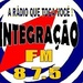 Rádio Integração VR 87.5 Logo