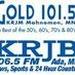 Gold 101.5 - KRJM Logo