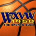 The Sports Buzz - WXVW Logo