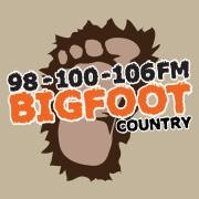 Bigfoot Country - WCFT-FM