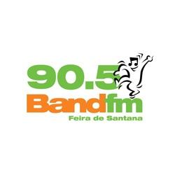 Rádio Band FM 90.5 - Feira de Santana