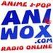 Radio Anime Aniwox Logo