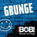 RADIO BOB! - BOBs Grunge Logo