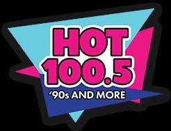 Hot 100.5 - CFJL-FM