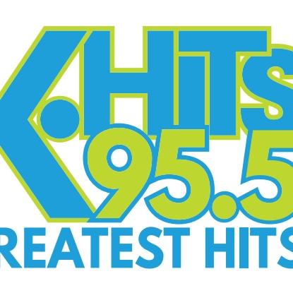 95.5 K-Hits - KOME-FM