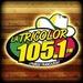 La Tricolor 105.1 - KQRT Logo