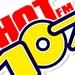 Rádio Hot107 Fm Logo