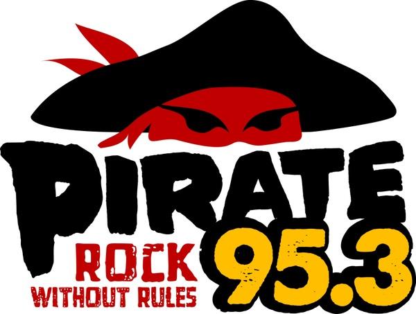 Pirate 95.3 - WOBR-FM