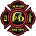 Crestview Fire Dispatch Logo