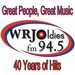 WRJOldies - WRJO Logo