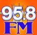 Radio La Tremenda 95.8 Logo