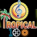 Tropical 100 VallenCumbia Logo