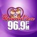 Romántica - XHAP Logo