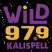 Wild 97.9 Kalispell - KQDE Logo