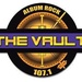 107.1 The Vault - WQKS-HD3 Logo