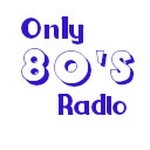 Only 80's Radio Logo