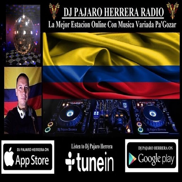 Dj Pajaro Herrera Radio - Latin Dance - Kansas City, MO