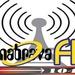 Rádio Canabrava FM - 104.9 FM Logo