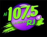 La Nueva RJ - XHERJ Logo
