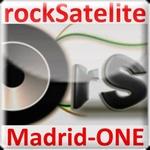 rockSatelite(((MadridONE))) Logo