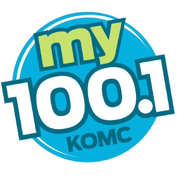 My 100.1 - KOMC-FM