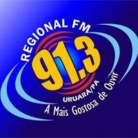 Rádio Regional FM Uruará