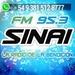 Radio Sinai FM Logo