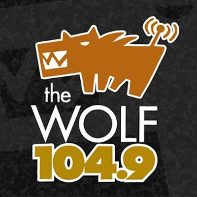 104.9 The WOLF - CFWF-FM