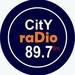 City Radio 89.7FM Logo
