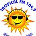Rádio Tropical 104.9 FM Logo