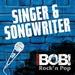RADIO BOB - BOBs Singer & Songwriter Logo