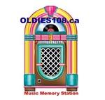 Oldies108.ca Logo