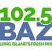 102.5 BAZ - WBAZ Logo