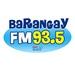 Barangay 93.5 Iloilo - DYMK-FM Logo