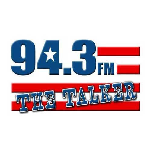 94.3 FM The Talker - WTRW
