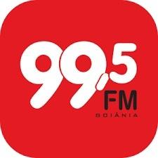 99.5 FM Goiania